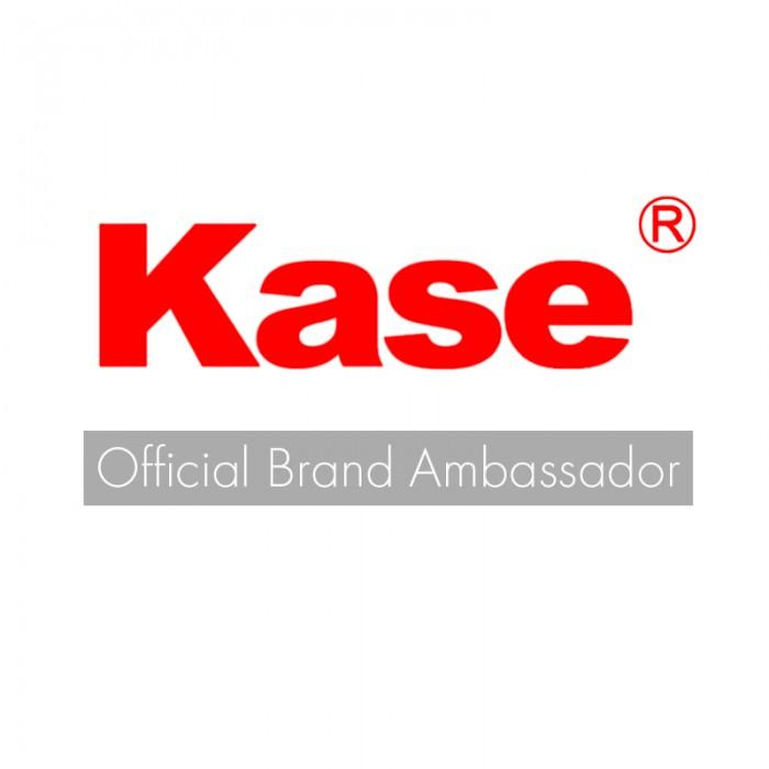 Kase brand ambassador