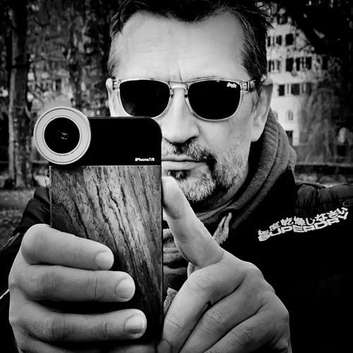 Smartphone Fotograf