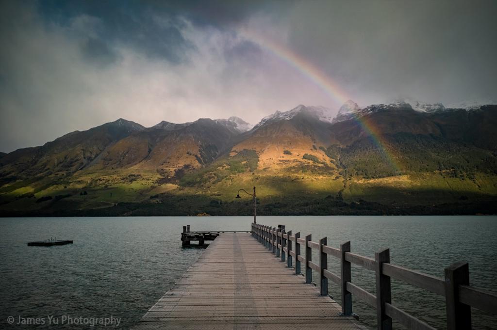 Grundlegende Tipps für die Landschaftsfotografie