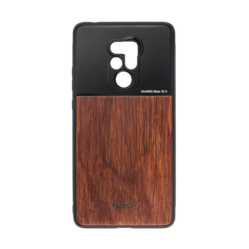 Wooden Case für Huawei Mate 20 X