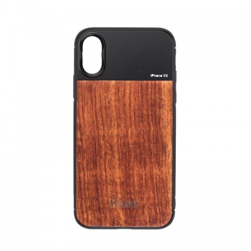 Wooden Case für iPhone Xs