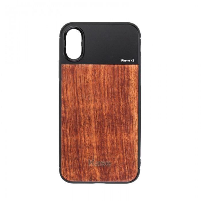 Wooden Case für iPhone Xs