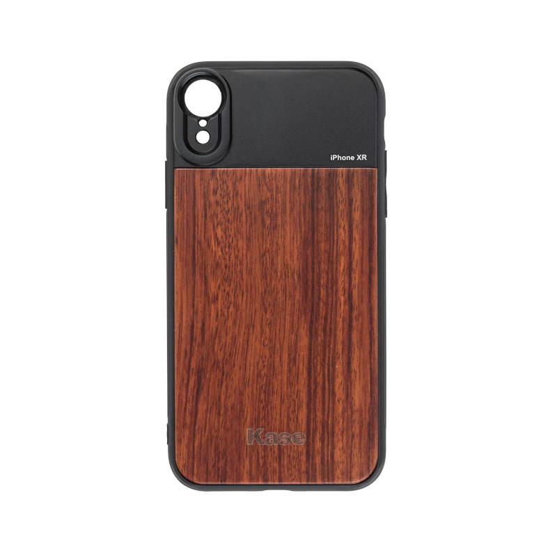 Wooden Case für iPhone Xr