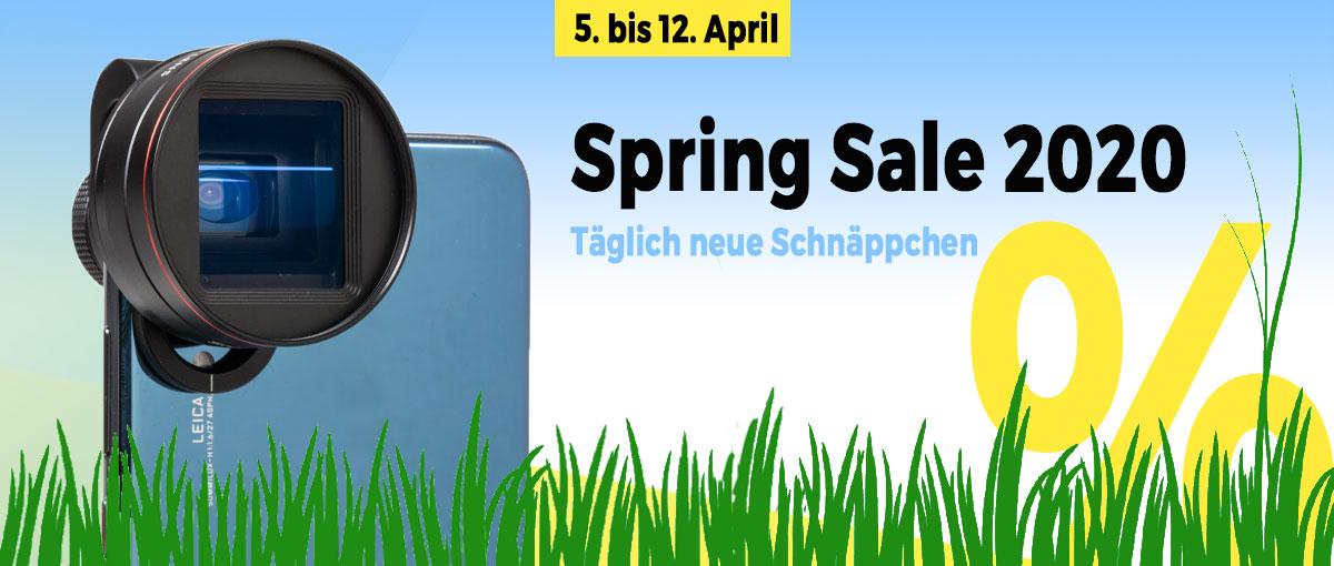 Banner Spring Sale